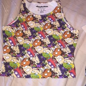 Forever 21 Rugrats Tank Top